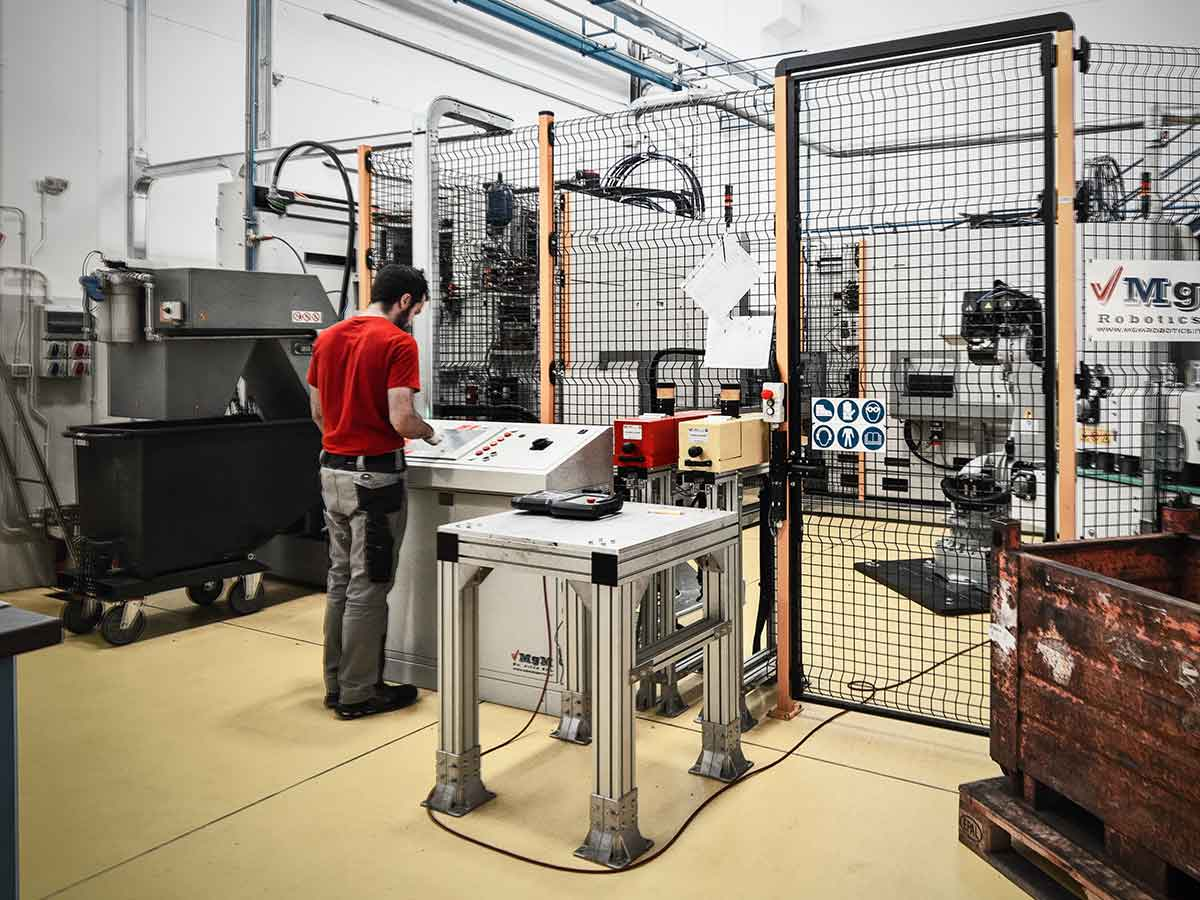 macchinari di precisione mafalda