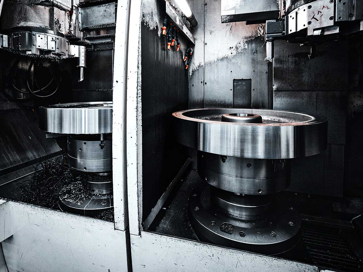 industry machinery