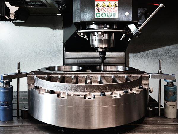 Machining industries mafalda
