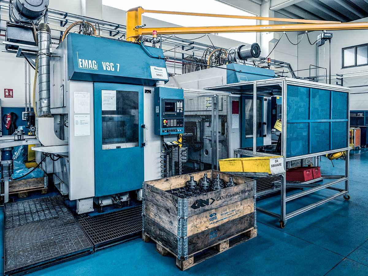 machinery automotive