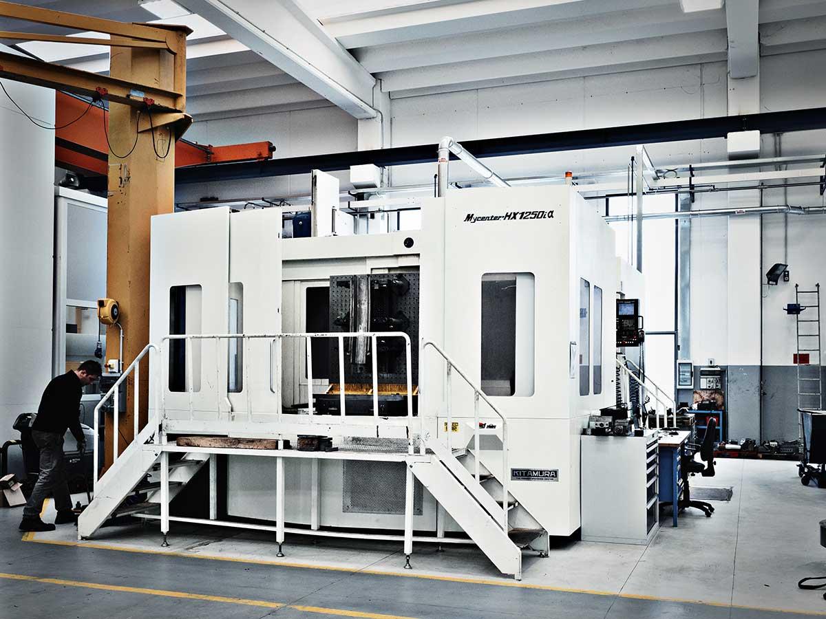 Maschinen industrie