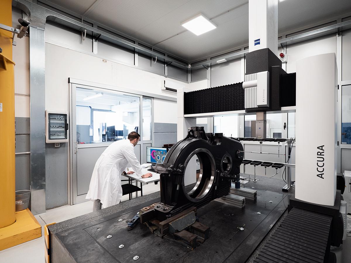 metrological rooms mafalda industry machinery