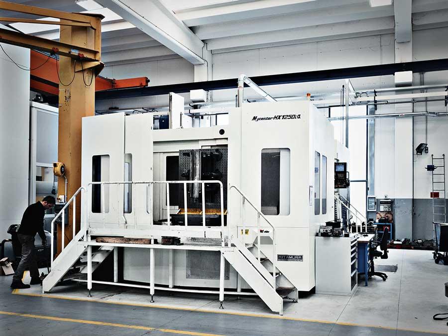 industry macchinary