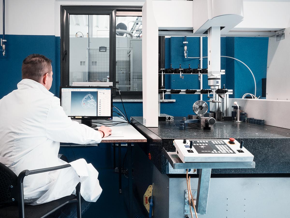 mafalda industries messtechnische Räume