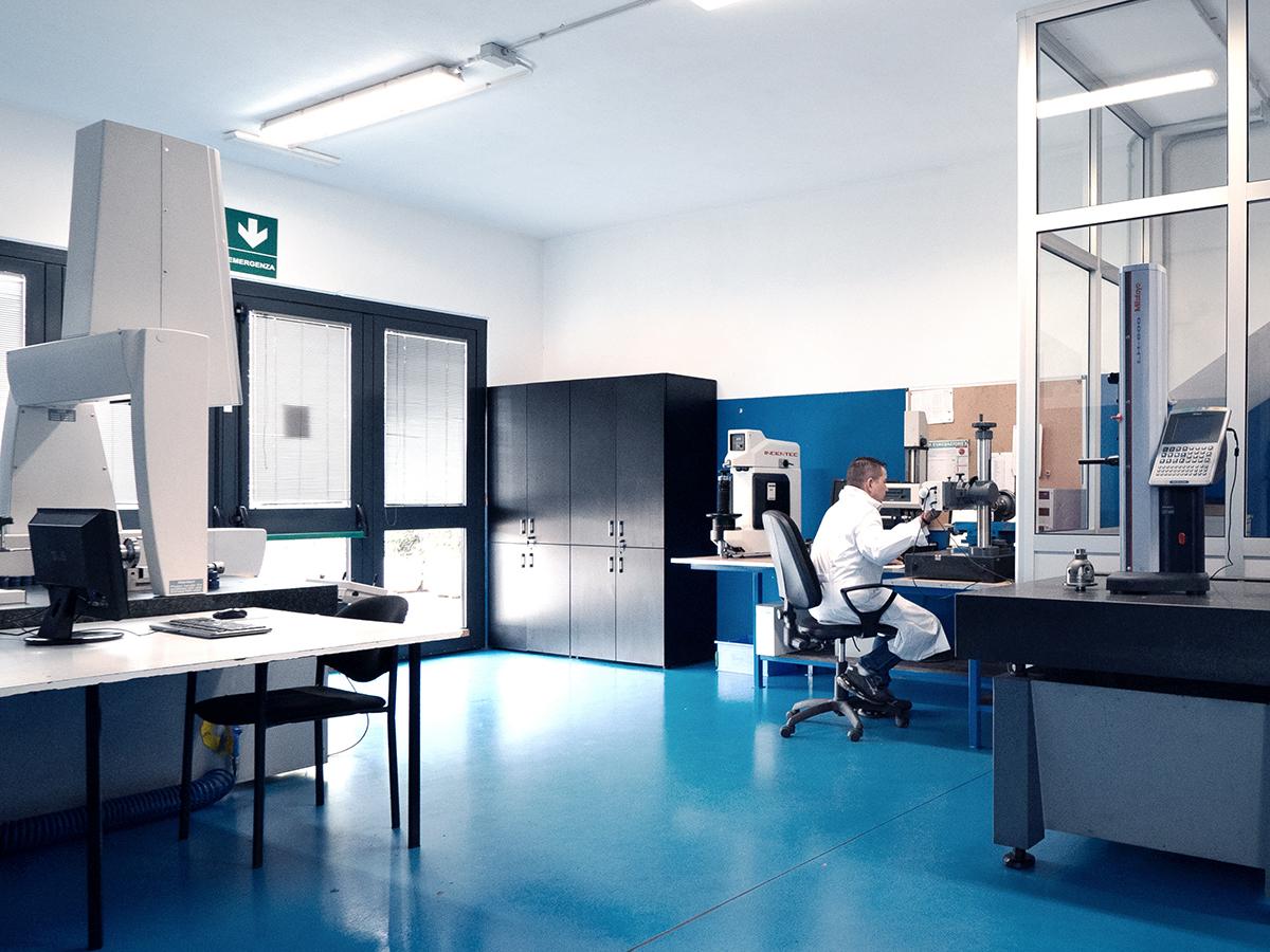 mafalda industry metrological rooms