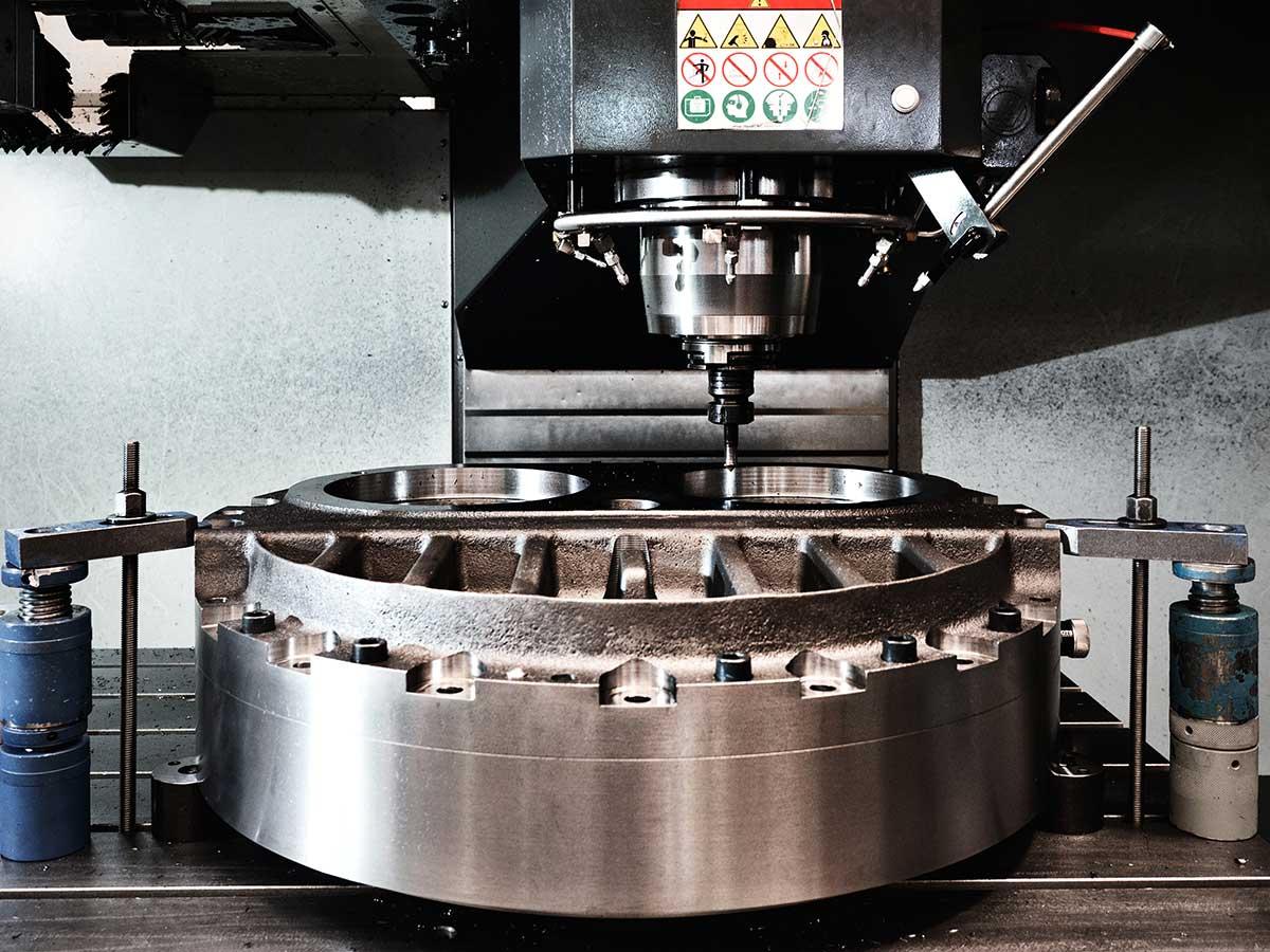 machines de l'industrie mafalda