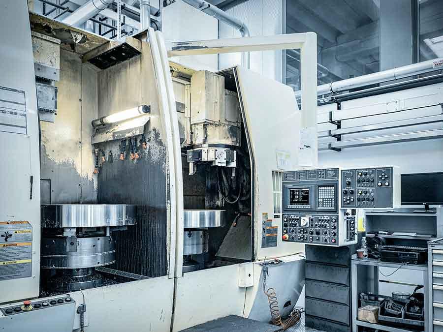 machinerie industrie