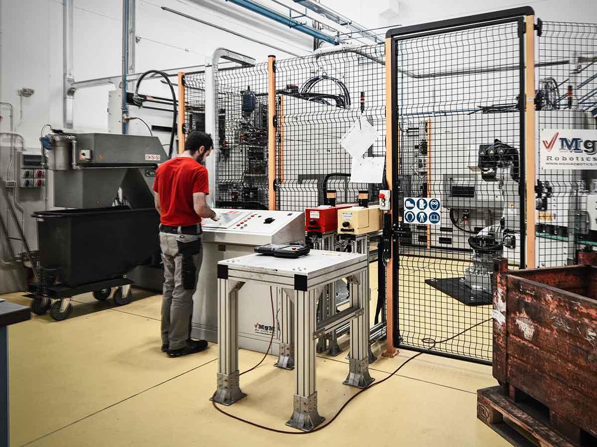 machines de précision mafalda